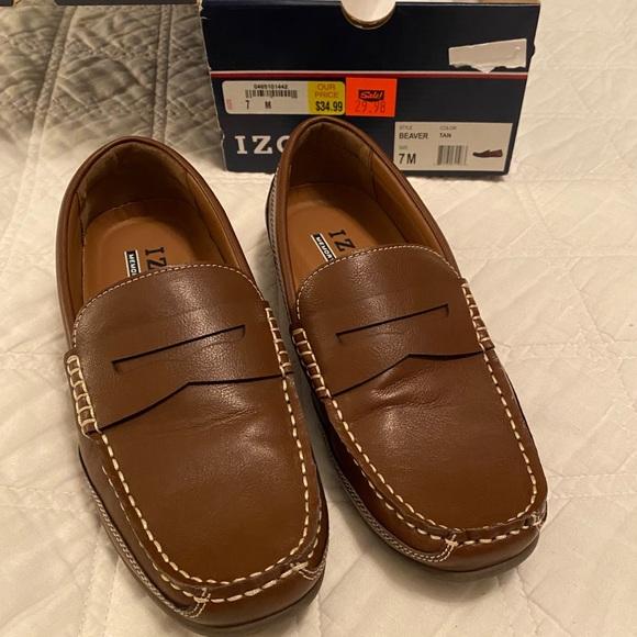 Men's slip on dress shoe
